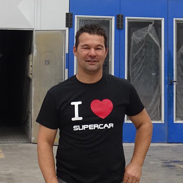 Staff Carrozzeria Supercar - Alessandri Alessandro