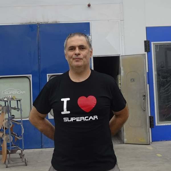 Staff Carrozzeria Supercar - Maurizio Banelli