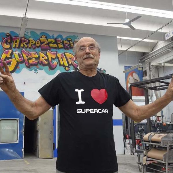 Staff Carrozzeria Supercar - Mauro Checcaglini