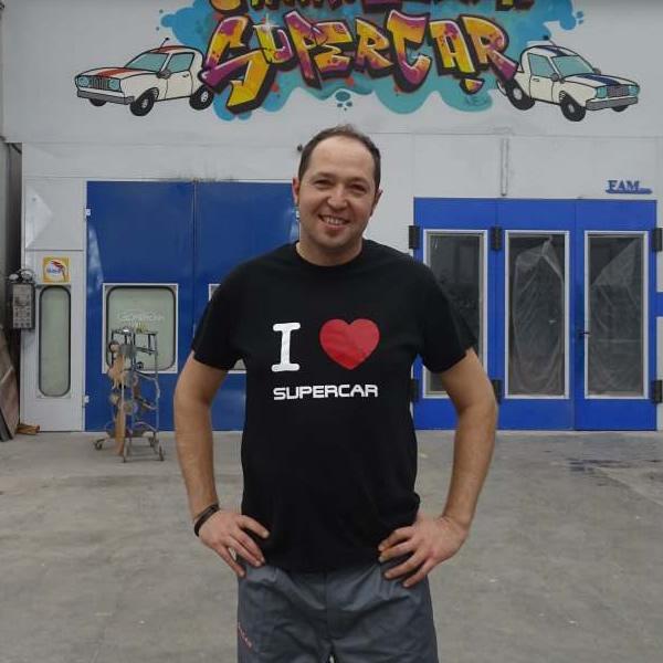 Staff Carrozzeria Supercar - Giuseppe Franchi