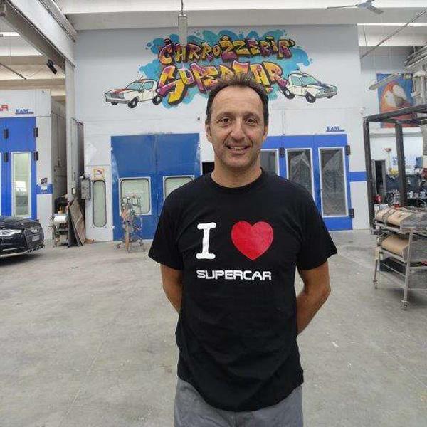 Staff Carrozzeria Supercar - Mauro Guidi