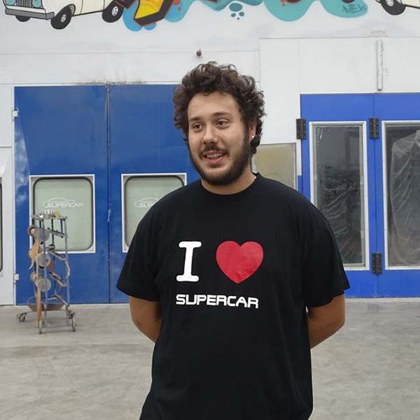 Staff Carrozzeria Supercar - Luca Vannini