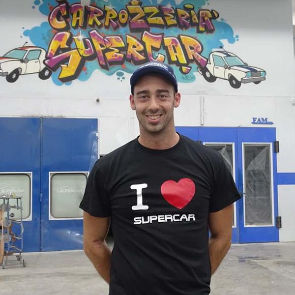 Staff Carrozzeria Supercar - Matteo Marcellini