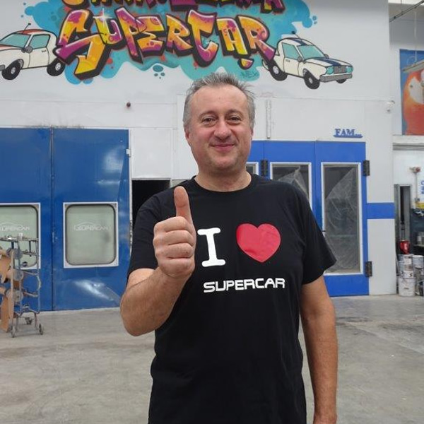 Staff Carrozzeria Supercar - Guido marconcini