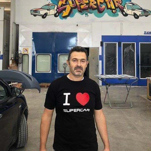 Staff Carrozzeria Supercar - Giuseppe Poggini