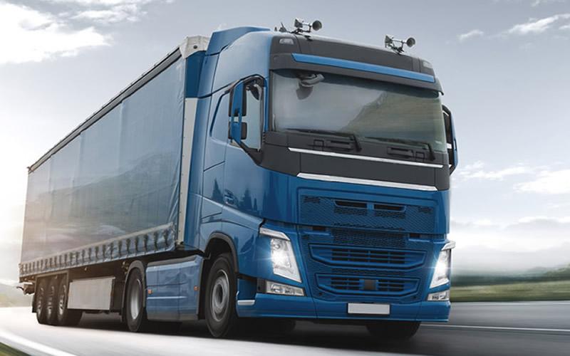 Riparazione veicoli industriali, camion