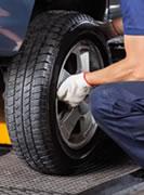 Cambio gomme e sostituzione pneumatici estivi/invernali