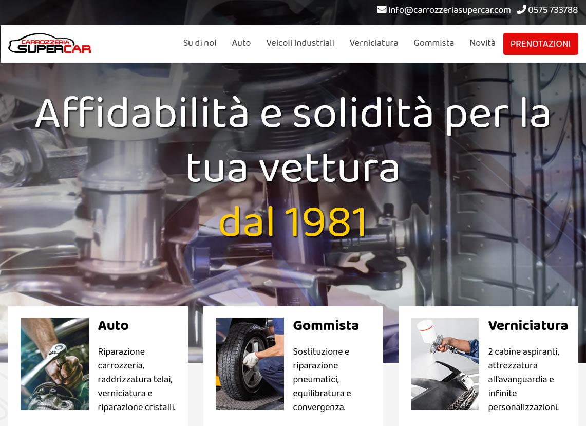Il nuovo portale online